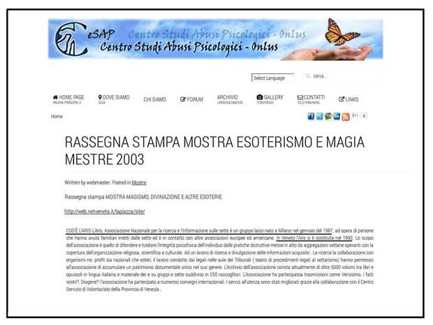 documento CeSap