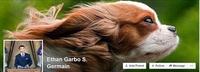 Ethan Garbo profilo Facebook